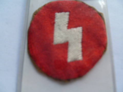 german ww2 hitler youth arm bevo patch good used cond