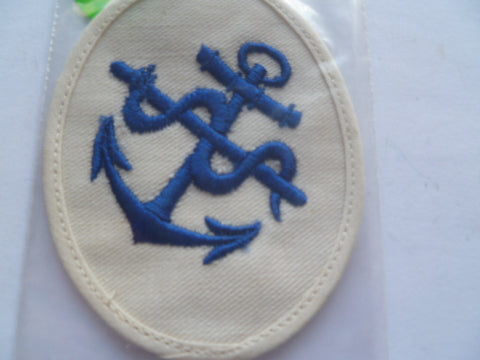 german ww2 kreigsmarine arm patch ex cond
