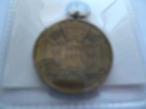 germany franco prussian war medal  1870/1