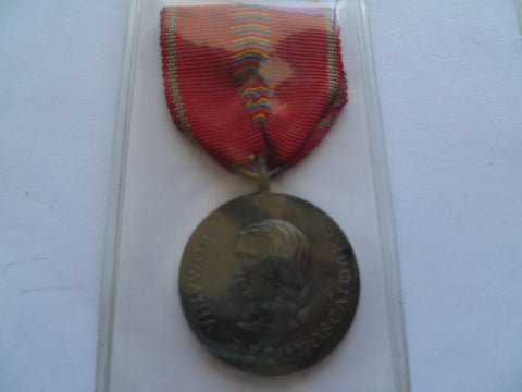 roumania medal fight against communism