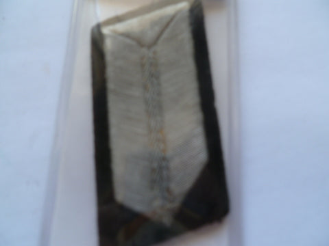 german ww2 single tab RAD quite scarce item