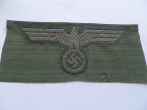 german ww2 bevo breast eagle not used cond