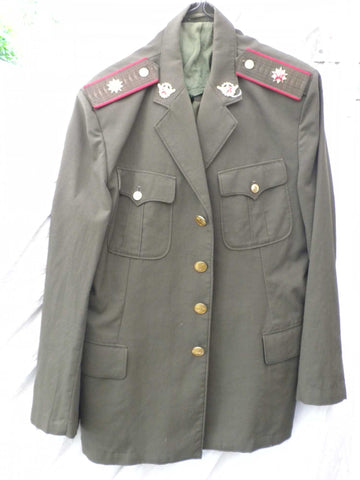 CHINESE army service dress suit [tunic and pants]