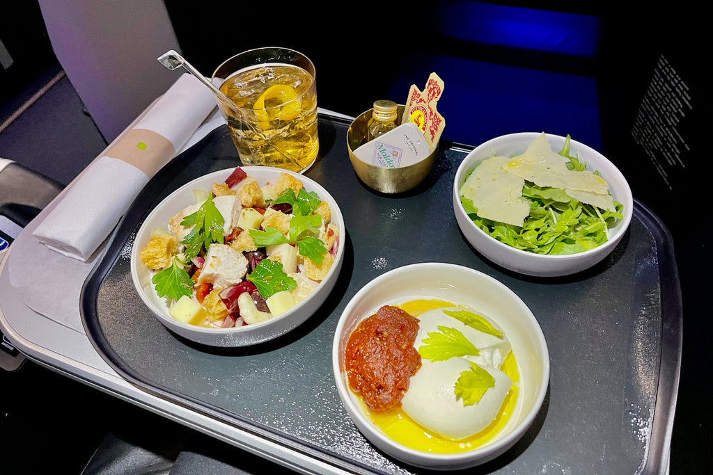 Tutto Calabria Infused Chili Oil | JetBlue Mint Service | The Points Guy