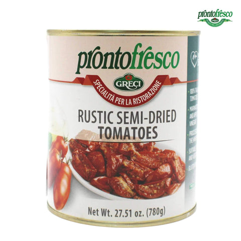 Greci / Pronto Semi-Dried Red Rustic Roasted Tomatoes