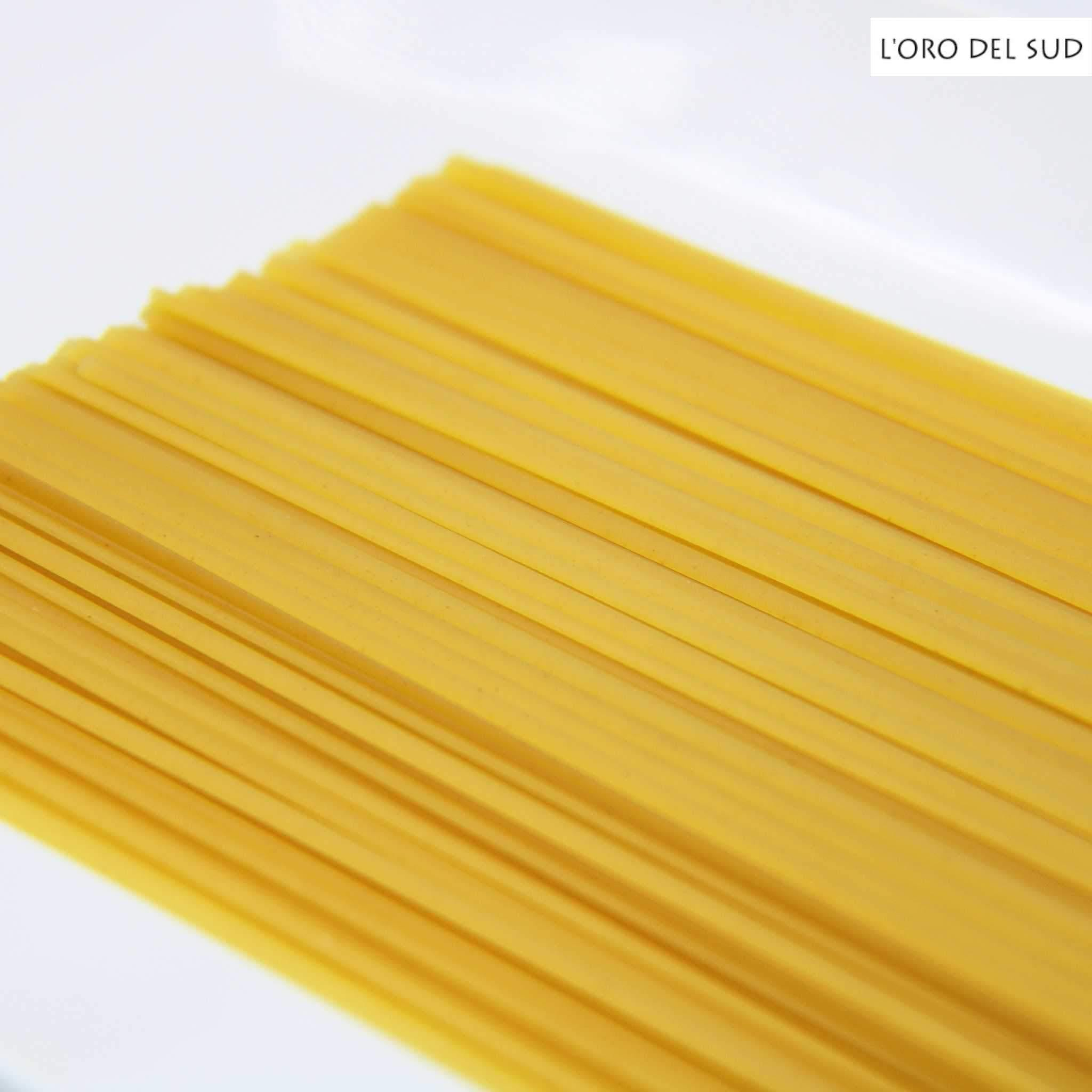L'Oro Del Sud Linguine Pasta - 10lb Bag - Wholesale Italian Food