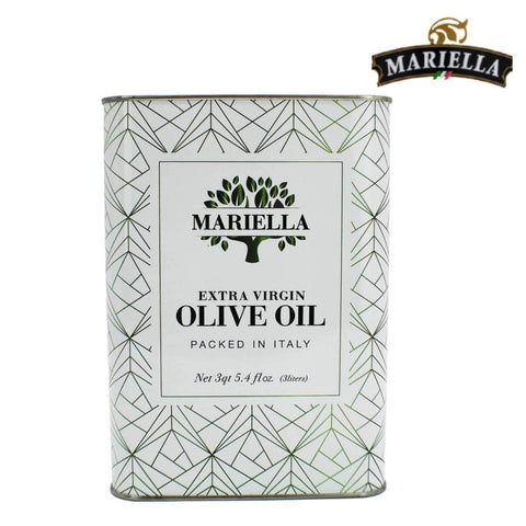 Mariella Extra Virgin Olive Oil - 3L - Wholesale Italian Food