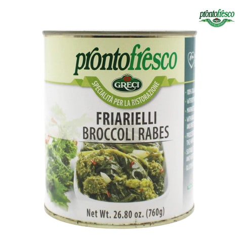 Greci / Prontofresco friarielli broccoli rabes