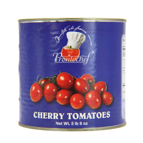 ProntoChef Large Cherry/ Pomodorini #10 Can (6.6 lbs. | 3 kg)