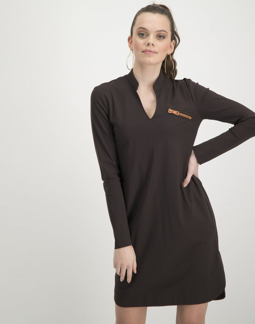 Dress Gerrie | New coffee