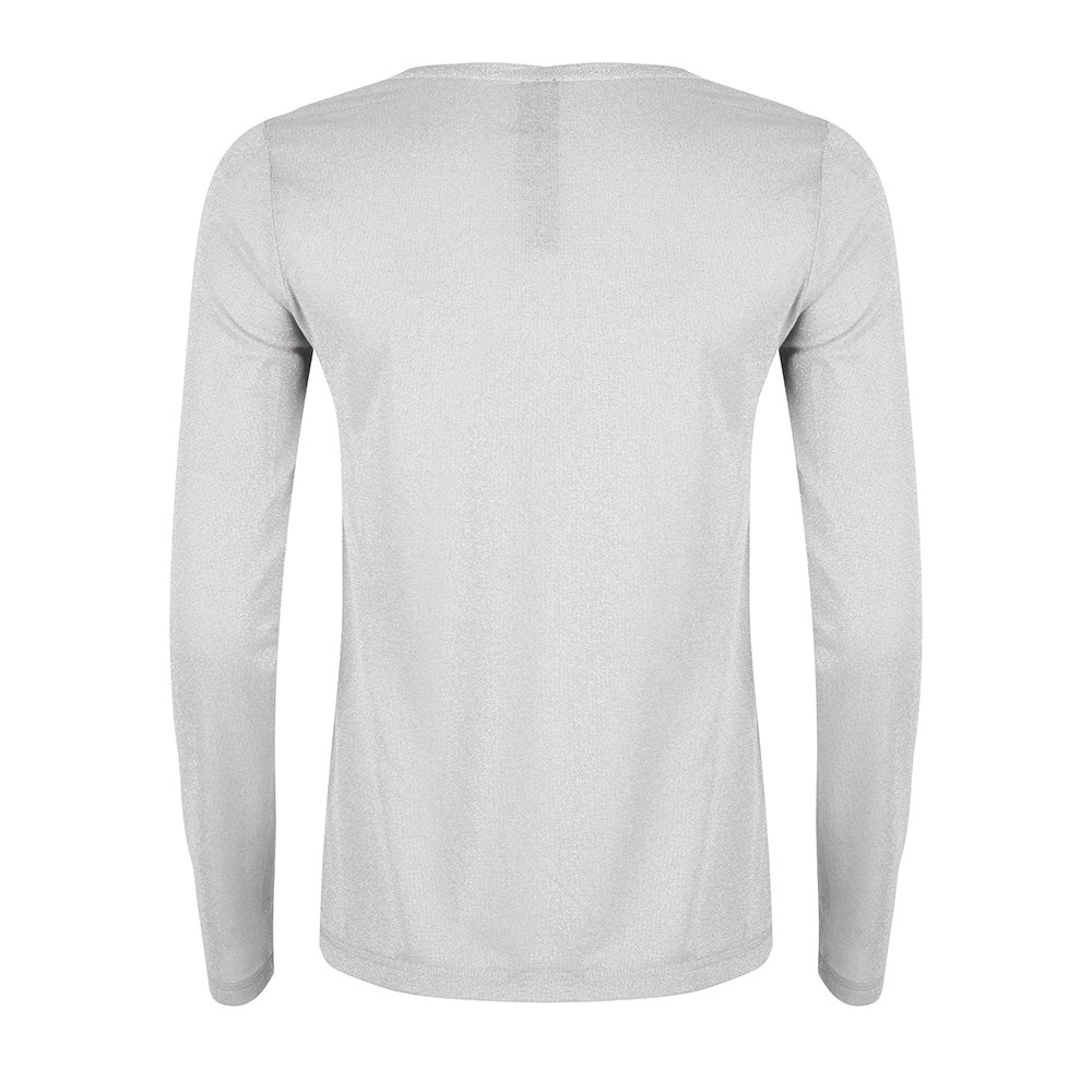 Grace Long Sleeve Top | Off White