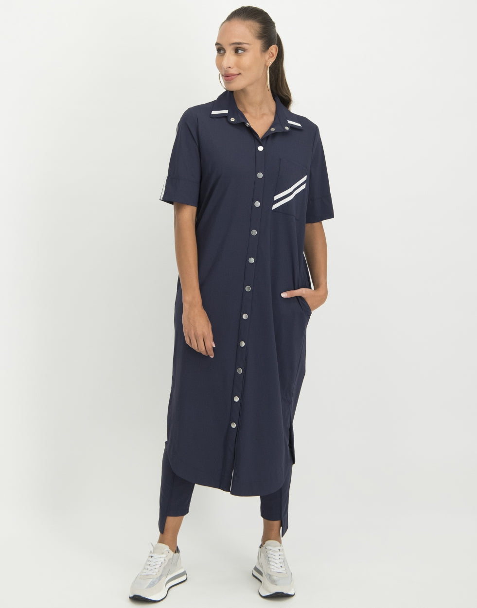 Zadie Shirt Dress | Jeans