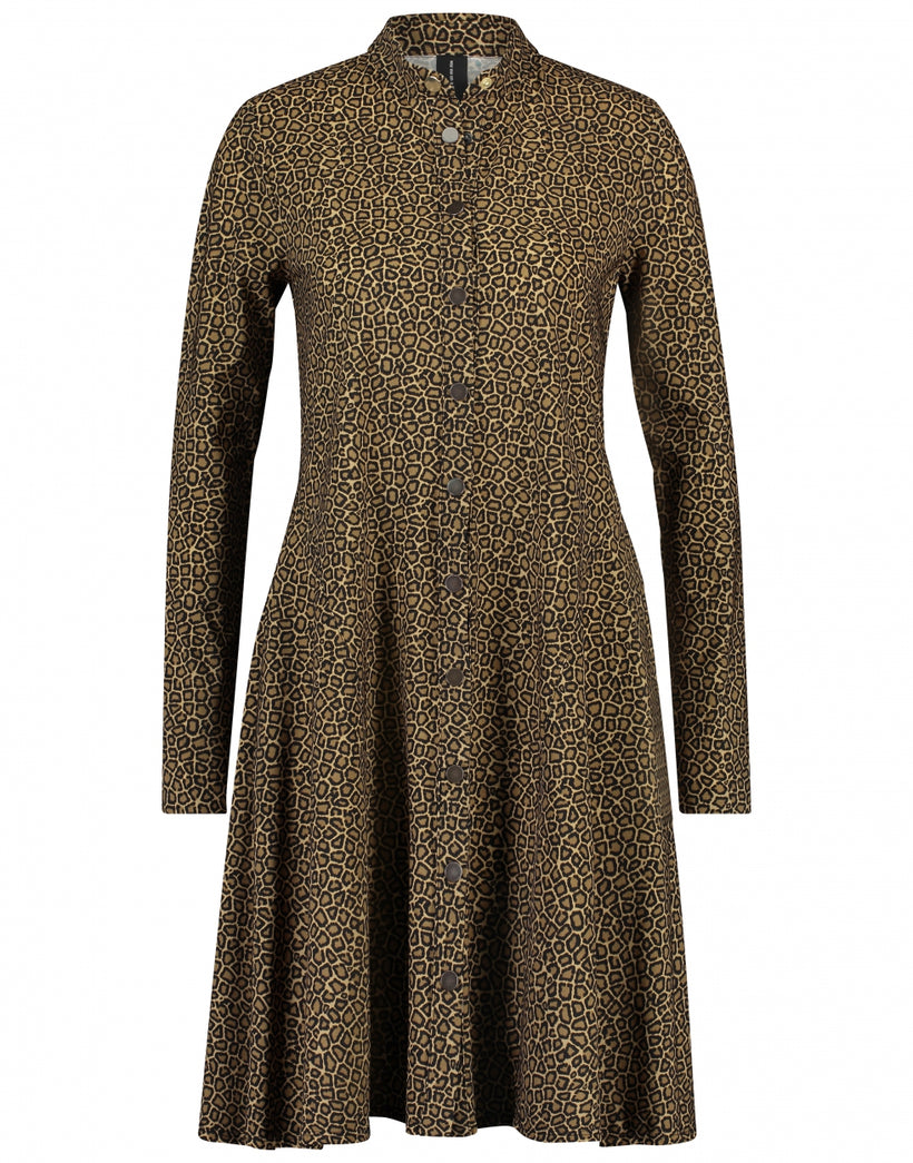 Dress Alice | Brown