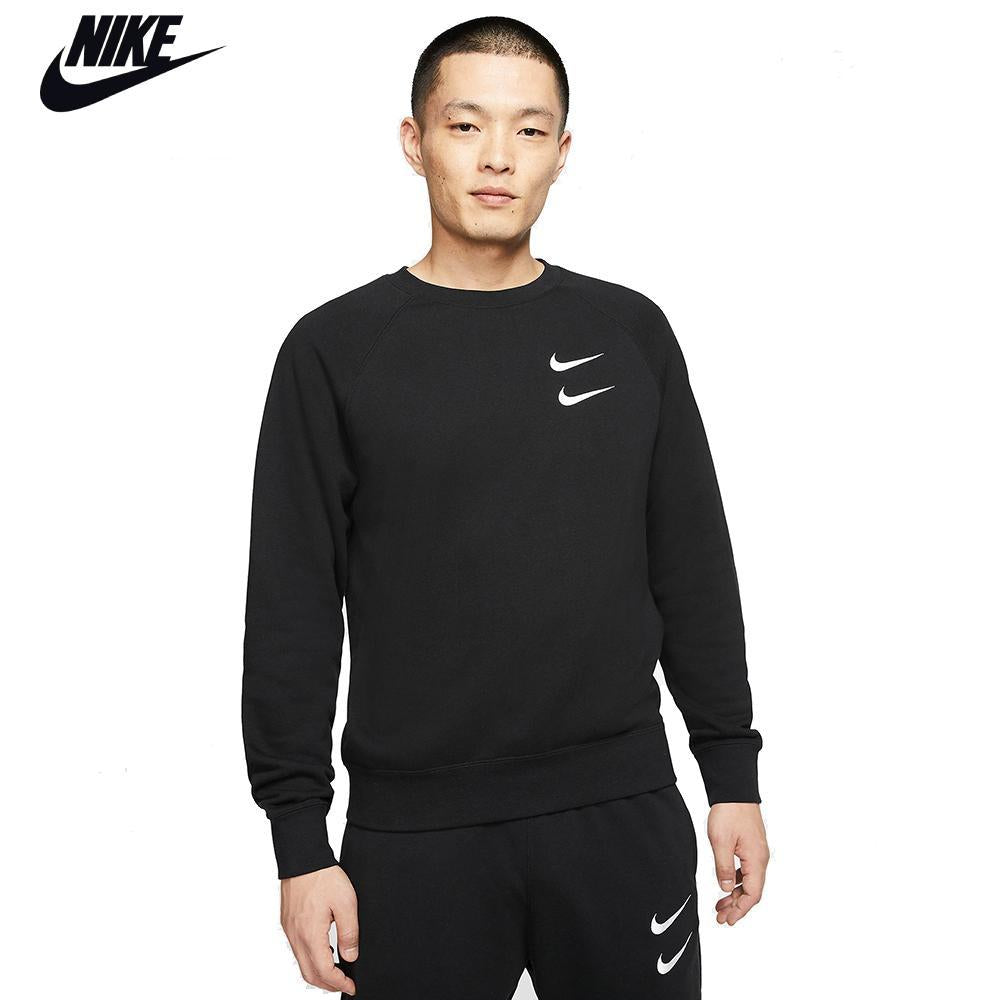 Nike Sportswear Swoosh French Terry メンズ トップス 丸ネック 2色