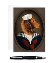 Load image into Gallery viewer, Greeting Card - Animal Portrait Cards