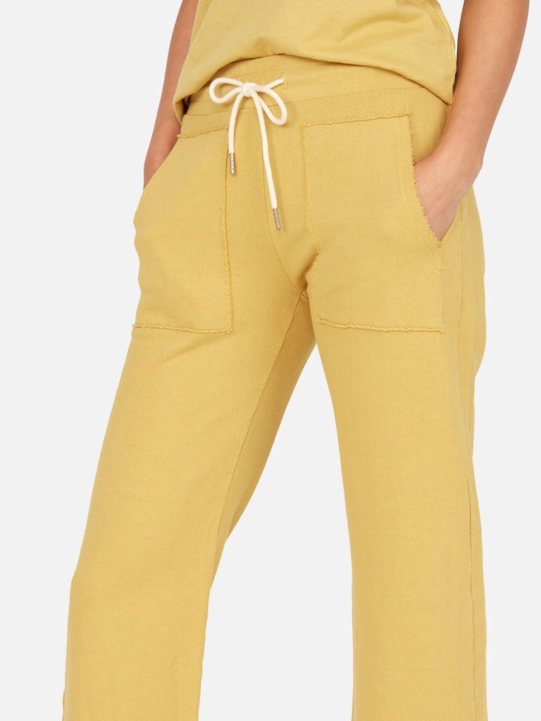 Organic Terry Front Pocket Sweatpant