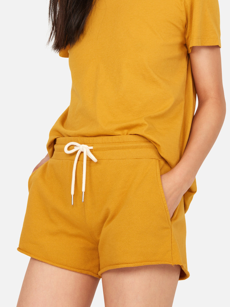 Organic Terry Lounge Short