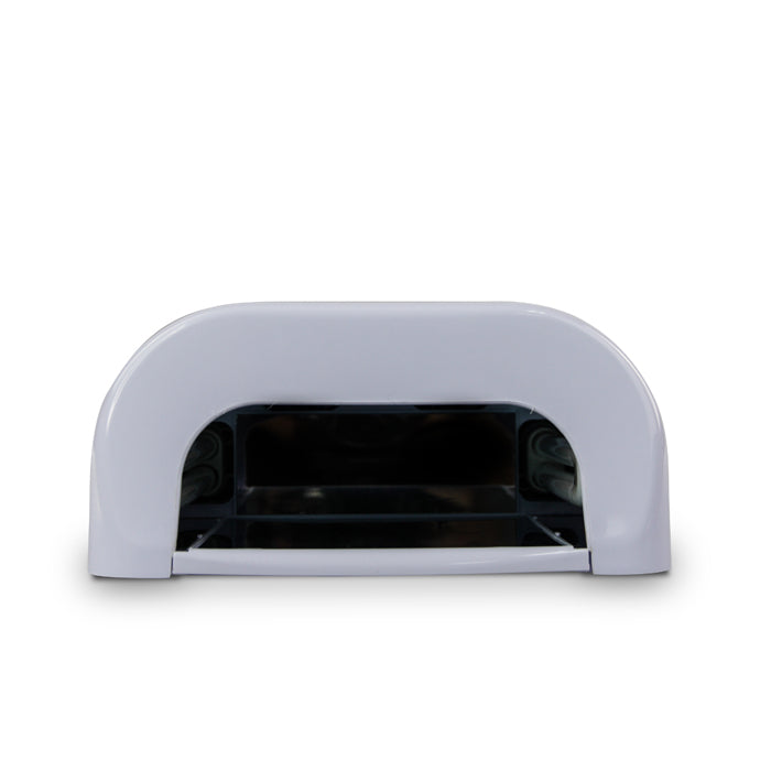 Glammar Gel Curing UV Lamp White - salonfurnitureco
