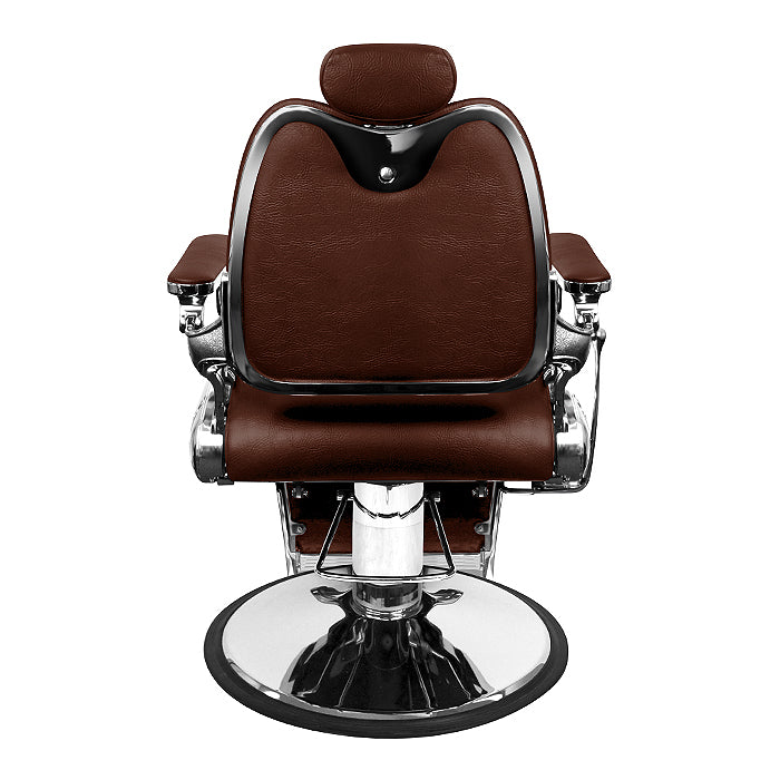Barber Culture El Chapo Barber Chair Brown