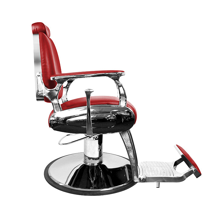 Barber Culture El Chapo Barber Chair Red