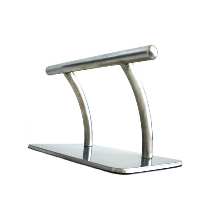 Glammar Kara Single Bar Footrest