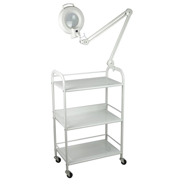 Glammar Ashleigh Beauty Trolley