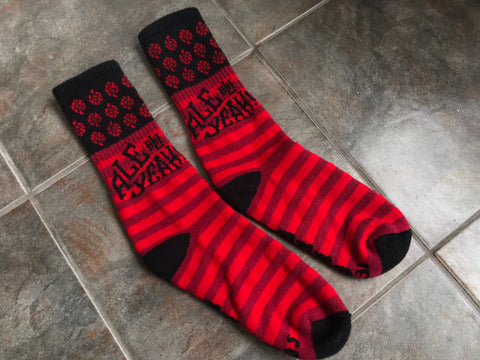 The Original Ale Yeah Beer Socks