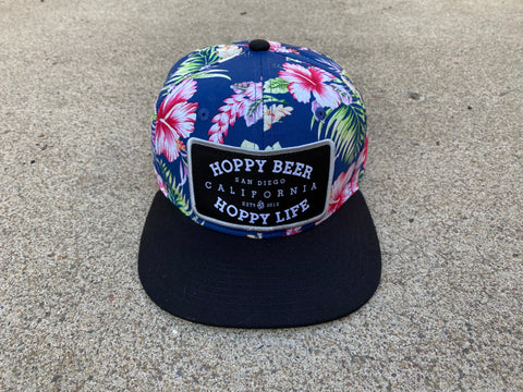Hoppy California Aloha Hat