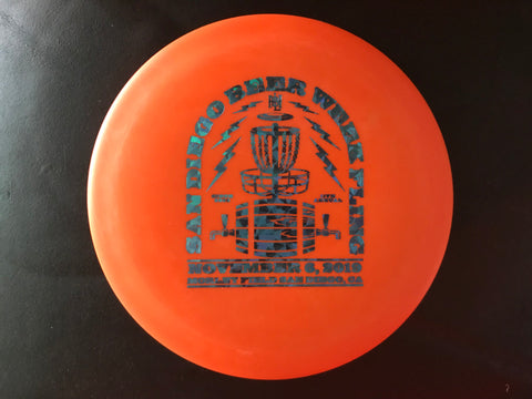 Beer Week Disc Golf Driver
