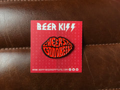 HBHL Beer Kiss Pin