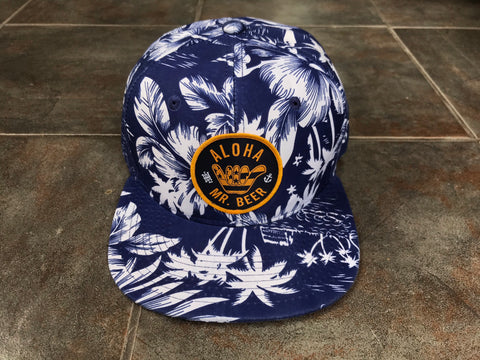 Hoppy Beer Hoppy Life Aloha Hat