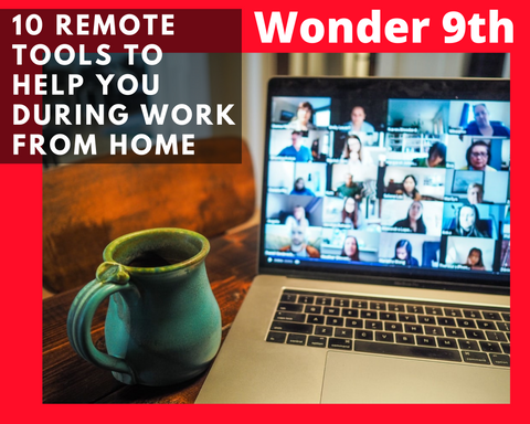10 Remote Tools To Help You During Work From Home, work from home, useful application for work from home, online useful application, top 10 useful application, useful application
