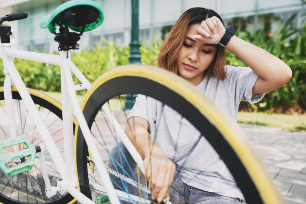 xFixxi Bikes are easy to assemble and changing parts