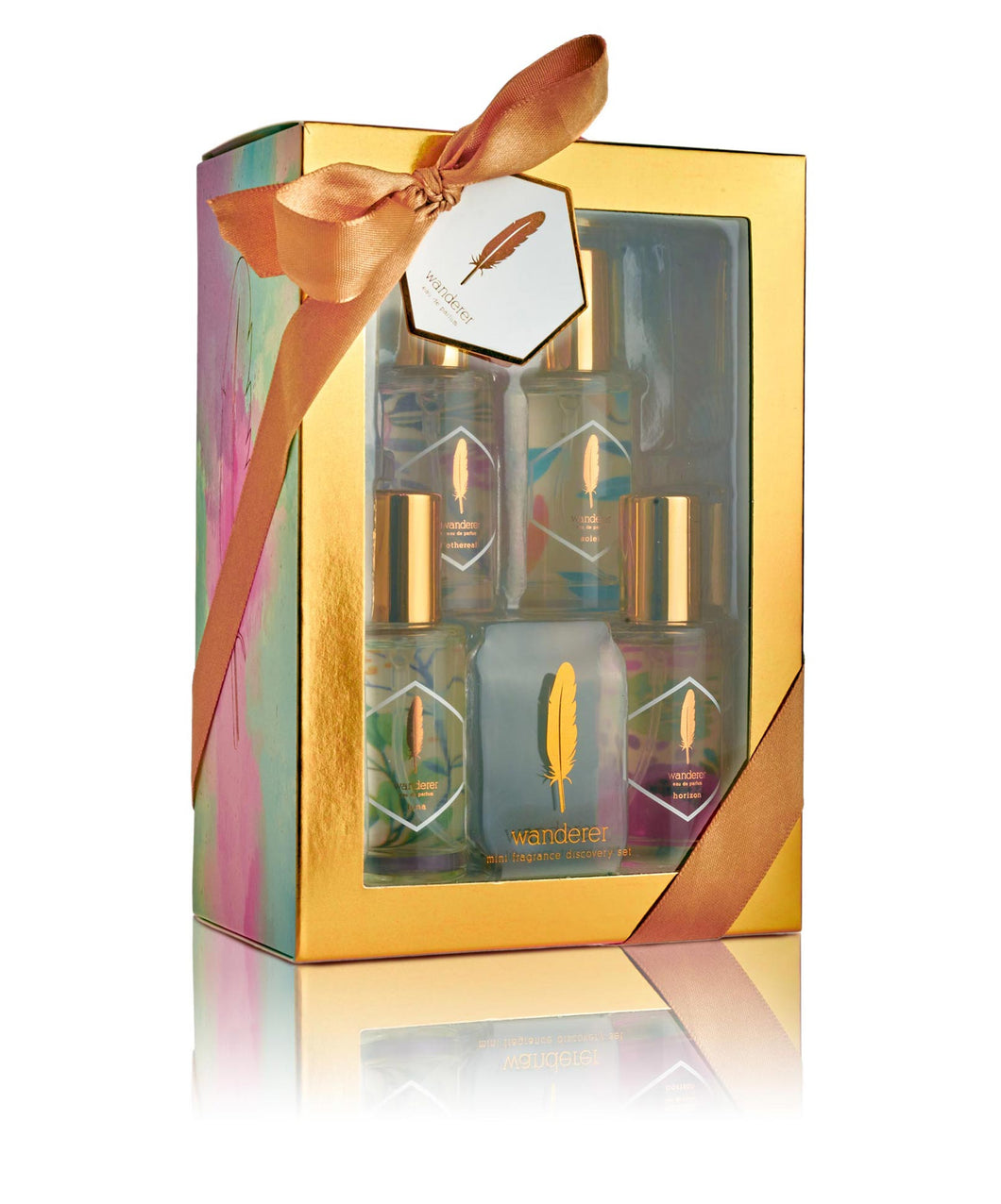 Wanderer Discovery 4pc Mini Coffret Gift Set