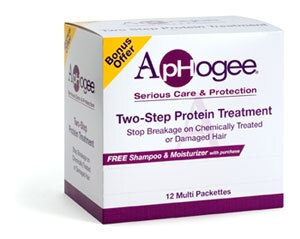 Two Step Protein Treatment
