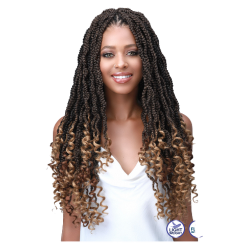 2X Senegal Box Braids Tips