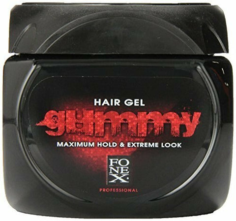 Gummy Hair Gel