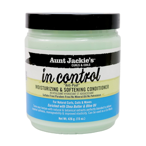 In Control – Moisturizing & Softening Conditioner