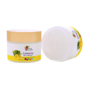 Lemongrass Hold It Styling Gel