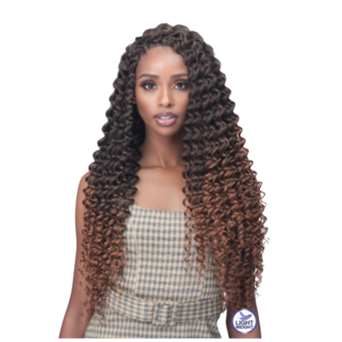 Image of 2X Brazilian Deep Curl 20""