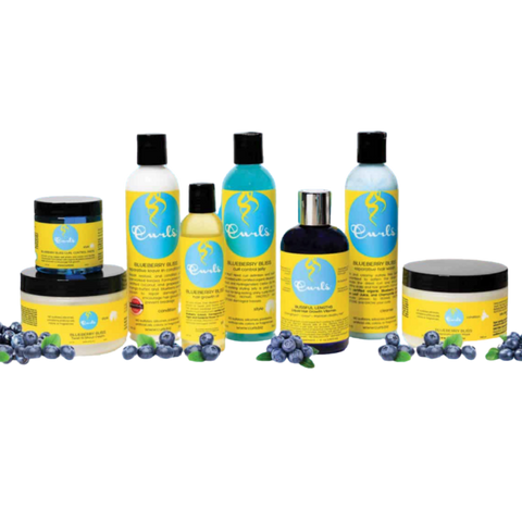 Image of Blueberry Bliss Reparative Hair Wash