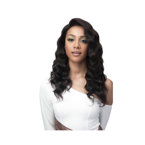 Bundle Hair Whole Lace Wig - Ocean Wave