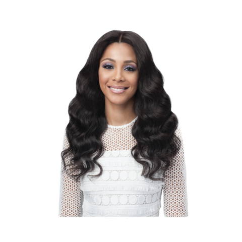 Image of Bundle Hair Whole Lace Wig - Ocean Wave
