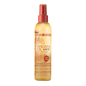 Strength & Shine Leave-in Conditioner - Argan Oil
