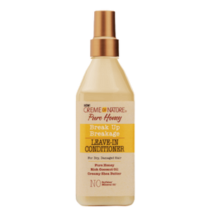 Pure Honey Break Up Breakage- Leave-In Conditioner