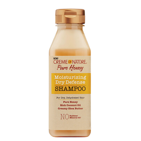 Image of Pure Honey Moisturizing Dry Defense Shampoo