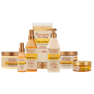 Pure Honey Curl Texturizing Setting Lotion