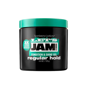 Let's Jam Shining & Conditioning Gel - Regular Hold