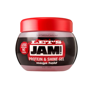 Let's Jam Mega Hold Protein Gel