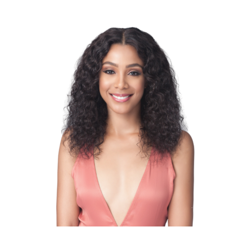 Image of Bundle Hair Whole Lace Wig - Natural Curl